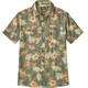 Patagonia Steersman SS Shirt Men Yosemite Natives: Desert Sage